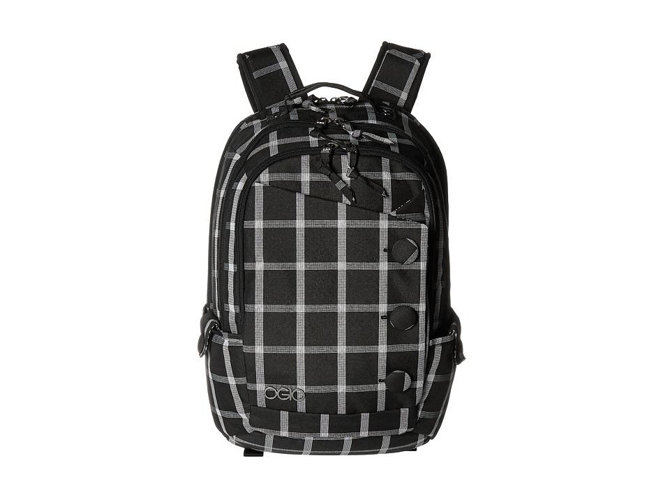 OGIO - Soho Pack (Windowpane) Backpack Bags