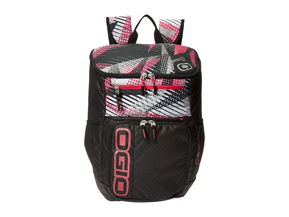 OGIO - C4 Sport Pack (Pink Bolt) Backpack Bags