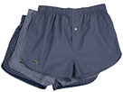 Authentics Chambray Woven Boxer 3-Pack