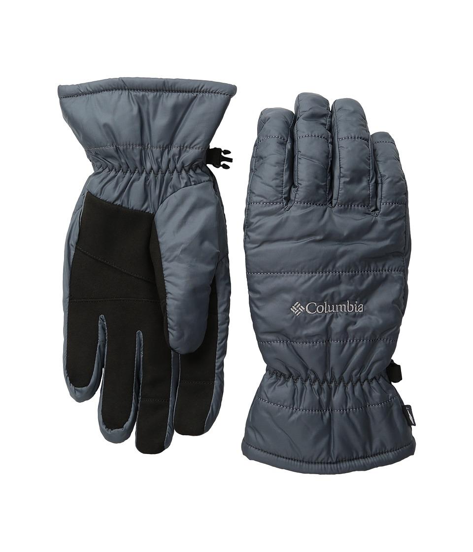 Columbia Saddle Chutes Gloves (Graphite) Ski Gloves