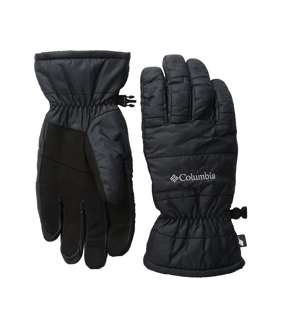 Columbia Saddle Chutes Gloves (Black) Ski Gloves