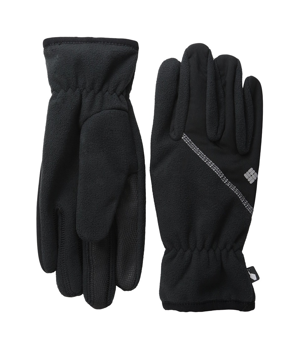 Columbia Wind Bloc Glove (Black 2) Extreme Cold Weather Gloves