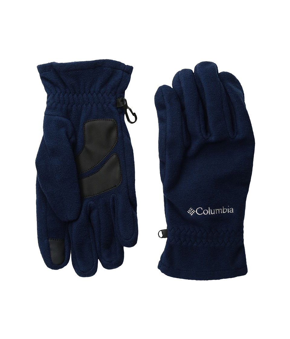 Columbia Thermaratortm Glove (Collegiate Navy) Extreme Cold Weather Gloves