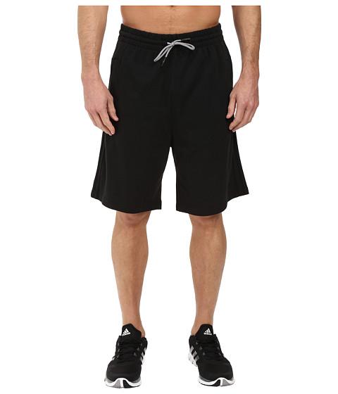 adidas Heather Knit Shorts