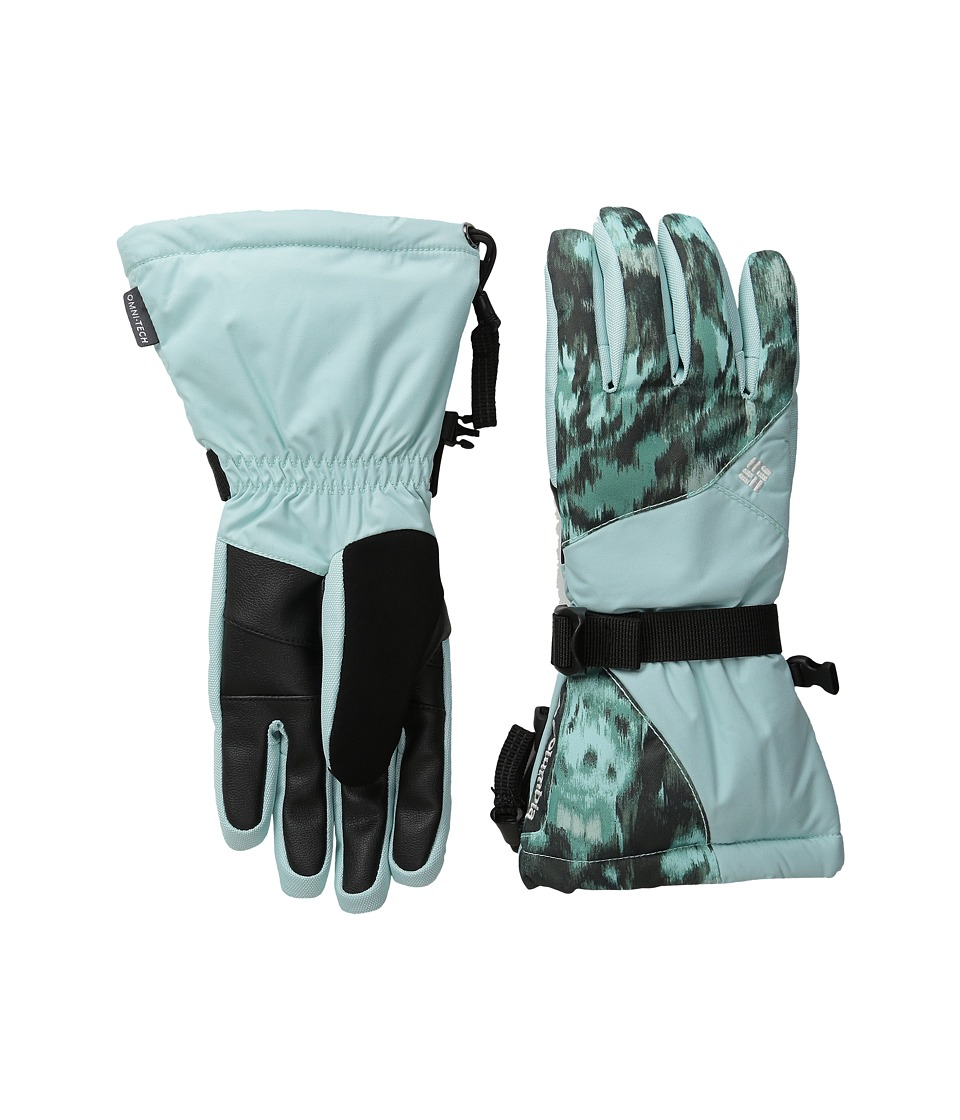 Columbia Whirlibird III Glove (Spray Floral Print) Extreme Cold Weather Gloves