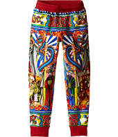 Dolce & Gabbana Kids - Printed Jogger Pants (Big Kids)