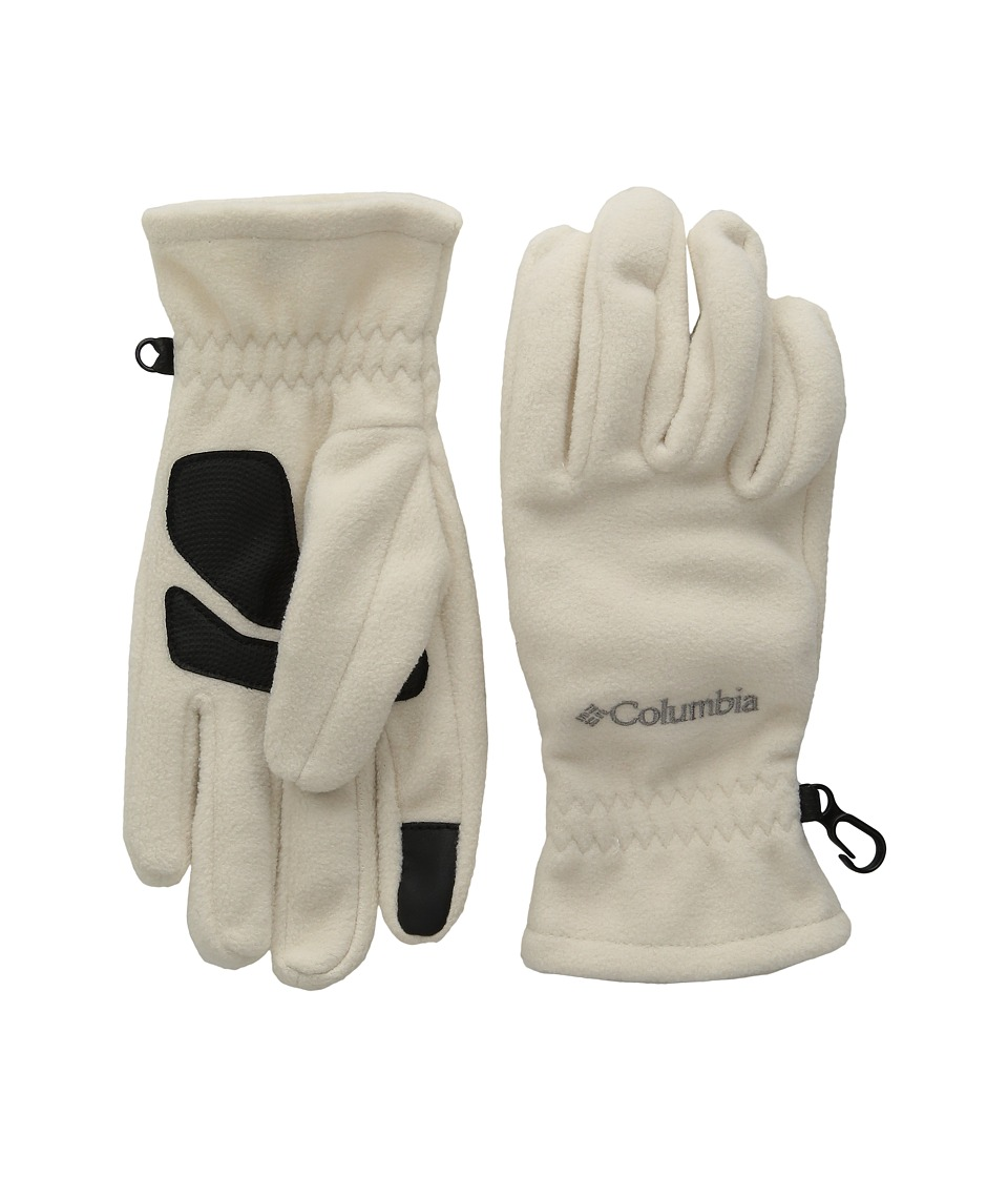 Columbia Thermarator Glove (Chalk) Extreme Cold Weather Gloves
