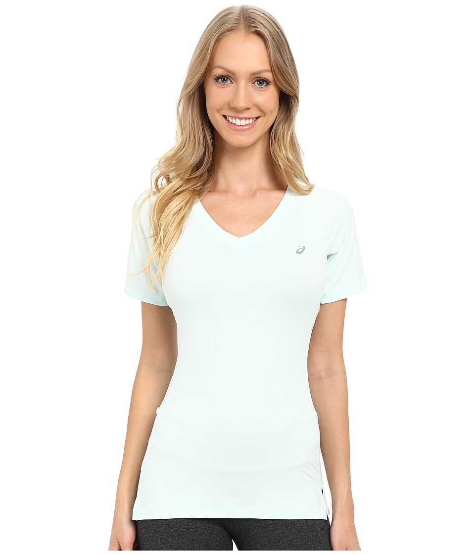 ASICS - ASX Dry Short Sleeve (Soothing Sea) Women