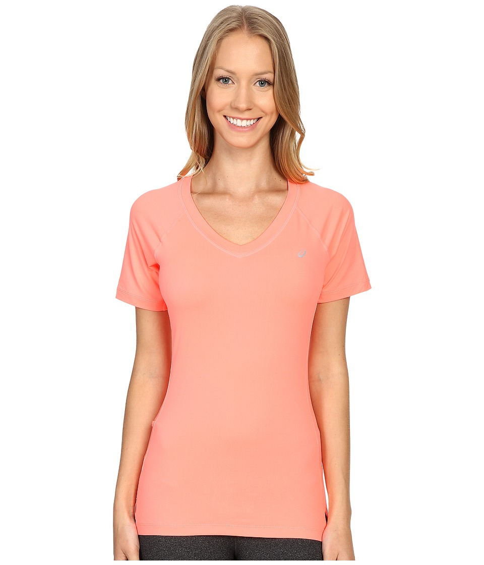 ASICS - ASX Dry Short Sleeve (Guava) Women