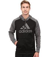 adidas - Team Issues Fleece Pullover Hoodie - Applique