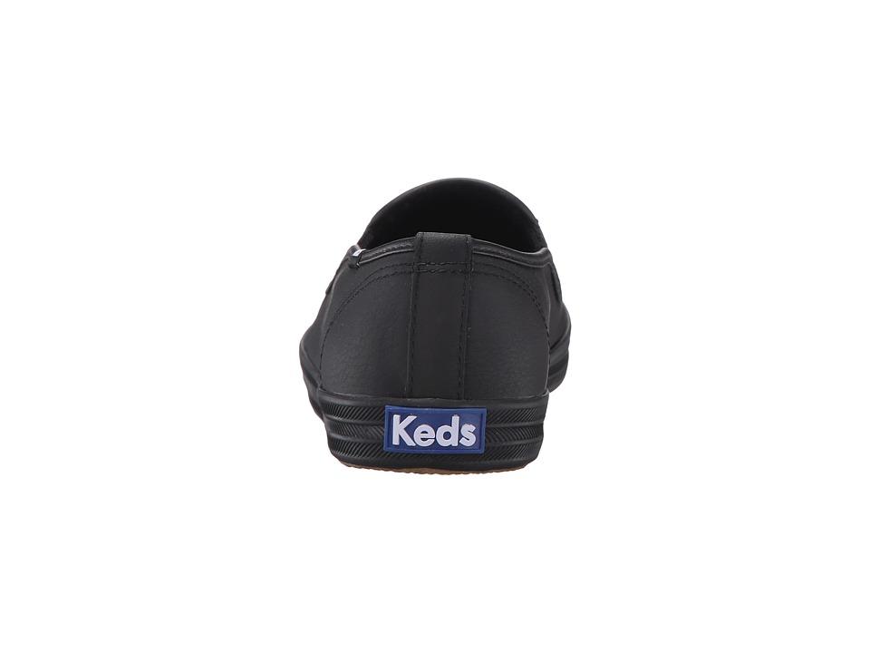 keds champion slip on leather sale