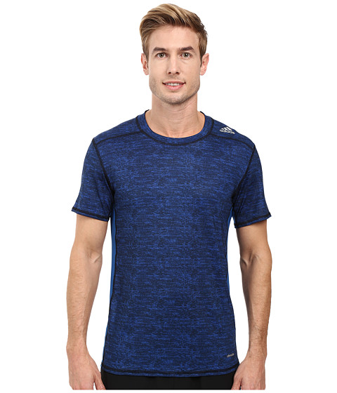 adidas Techfit Base Fitted Short Sleeve Tee