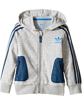 adidas Originals Kids - Hoodie (Little Kids/Big Kids)
