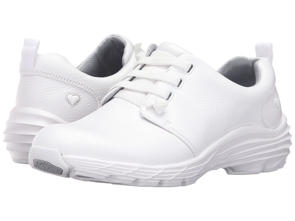 Nurse Mates - Velocity (White) Womens  Shoes
