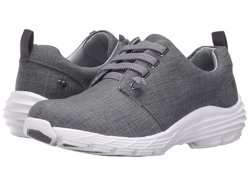 Nurse Mates Velocity (Grey) Women's Shoes