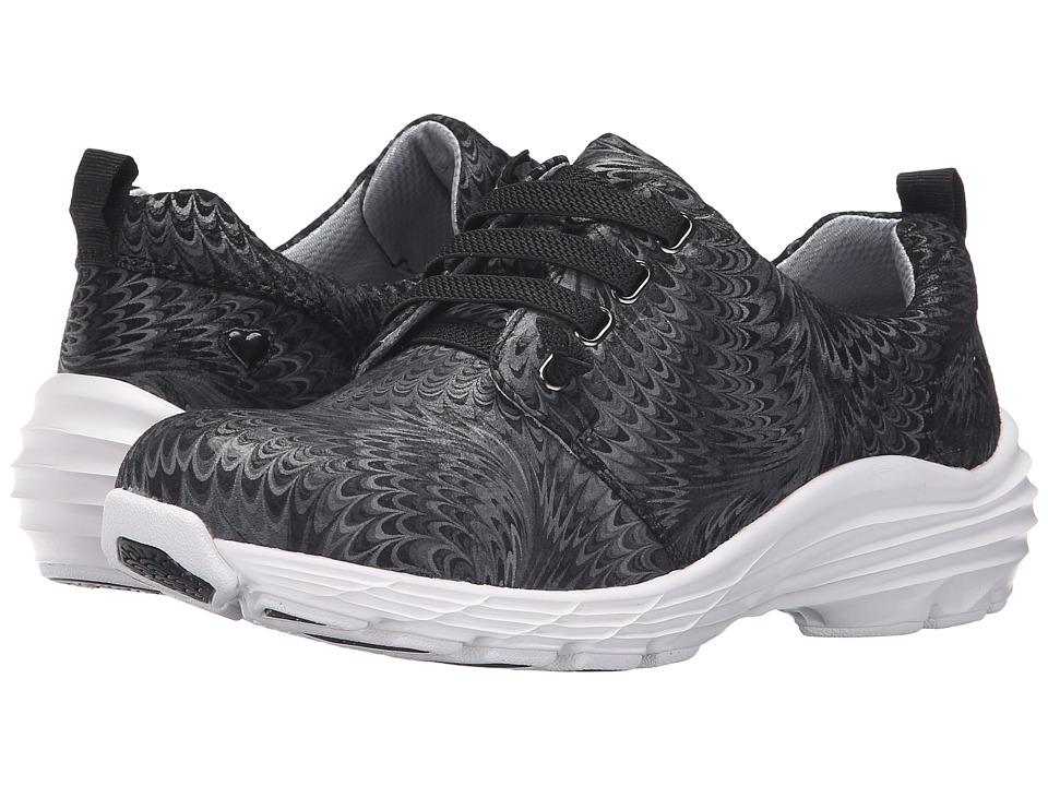 Nurse Mates Velocity (Black Swirl) Women's Shoes