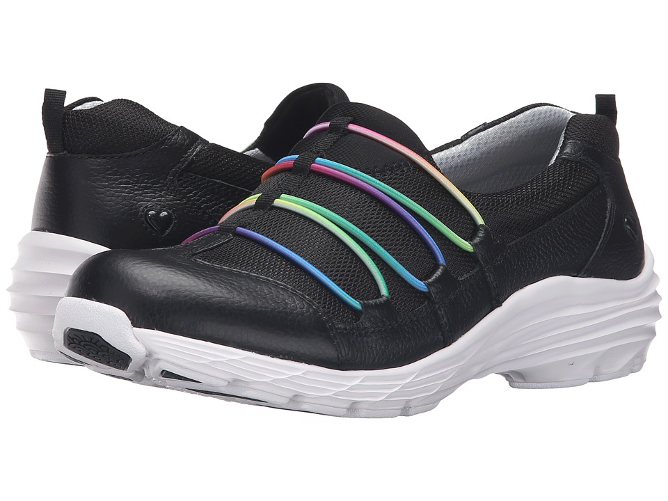 Nurse Mates Dash (Black Rainbow) Women