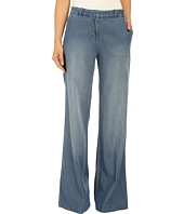 MICHAEL Michael Kors - Denim Soft Wide Leg in Veruschka Wash