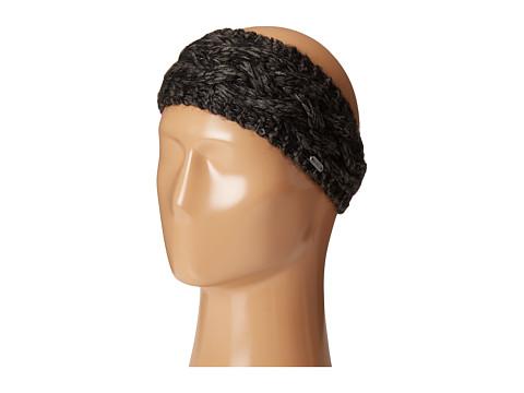 Pistil Ginger Headband - Charcoal 1