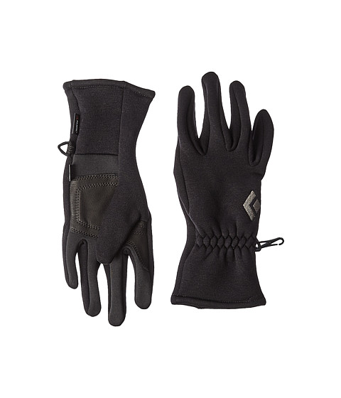 Black Diamond HeavyWeight ScreenTap Gloves - Black