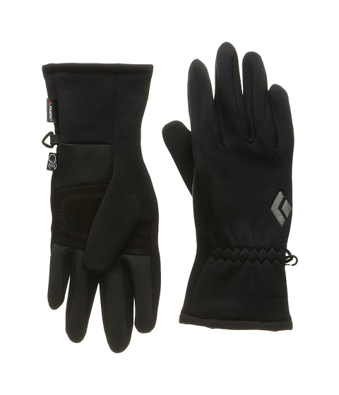 Black Diamond MidWeight ScreenTap Gloves - Black