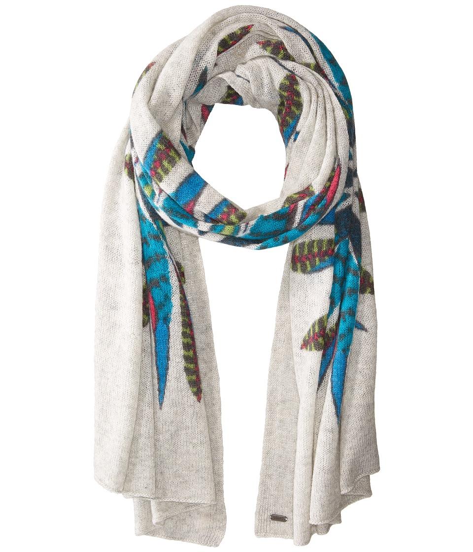 Pistil - Florence Scarf (Turquoise) Scarves