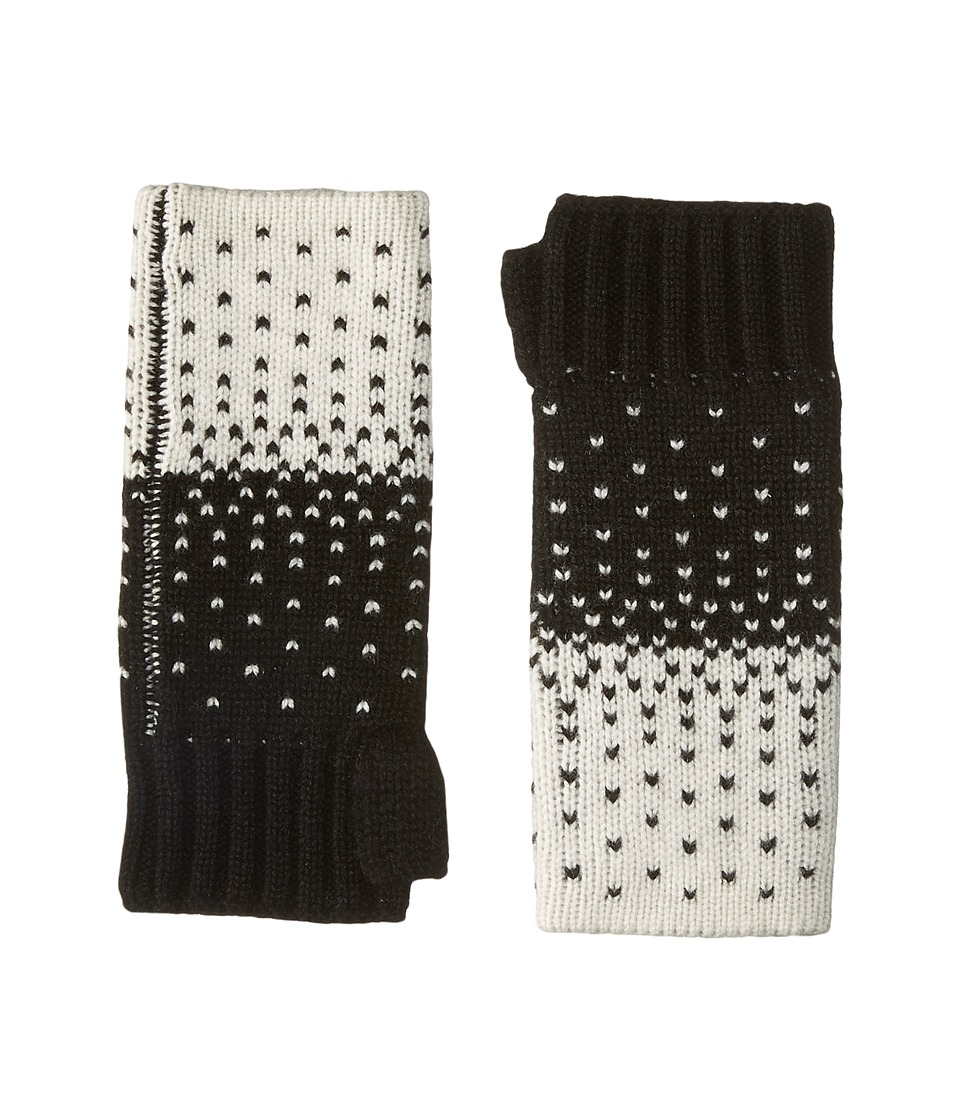 Pistil Mindee Wristlet (Black) Wool Gloves