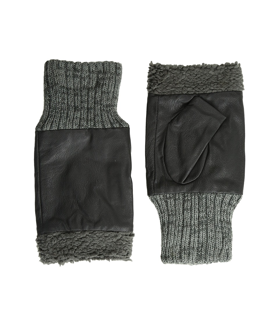 Pistil Lita Wristlet (Graphite) Wool Gloves