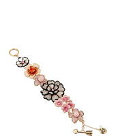 Betsey Johnson - Memoirs of Betsey Flower Toggle Bracelet