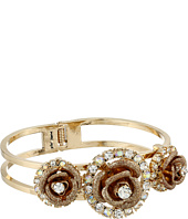 Betsey Johnson - Luminous Betsey Rose Hinge Bracelet