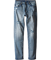 7 For All Mankind Kids - The Paxtyn Skinniest Tapered Five-Pocket Stretch Denim Jeans in Ojai Blue (Big Kids)