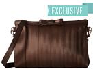 Harveys Seatbelt Bag Bow Clutch (Espresso)