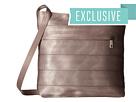 Harveys Seatbelt Bag Streamline Crossbody (Taupe)