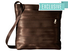 Harveys Seatbelt Bag Streamline Crossbody (Espresso)