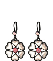 Betsey Johnson - Memoirs of Betsey Flower Drop Earrings