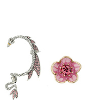 Betsey Johnson - Memoirs of Betsey Dragon Ear Cuff