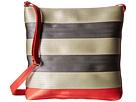 Harveys Seatbelt Bag Streamline Crossbody (Lava)