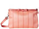 Harveys Seatbelt Bag Bow Clutch (Coral)