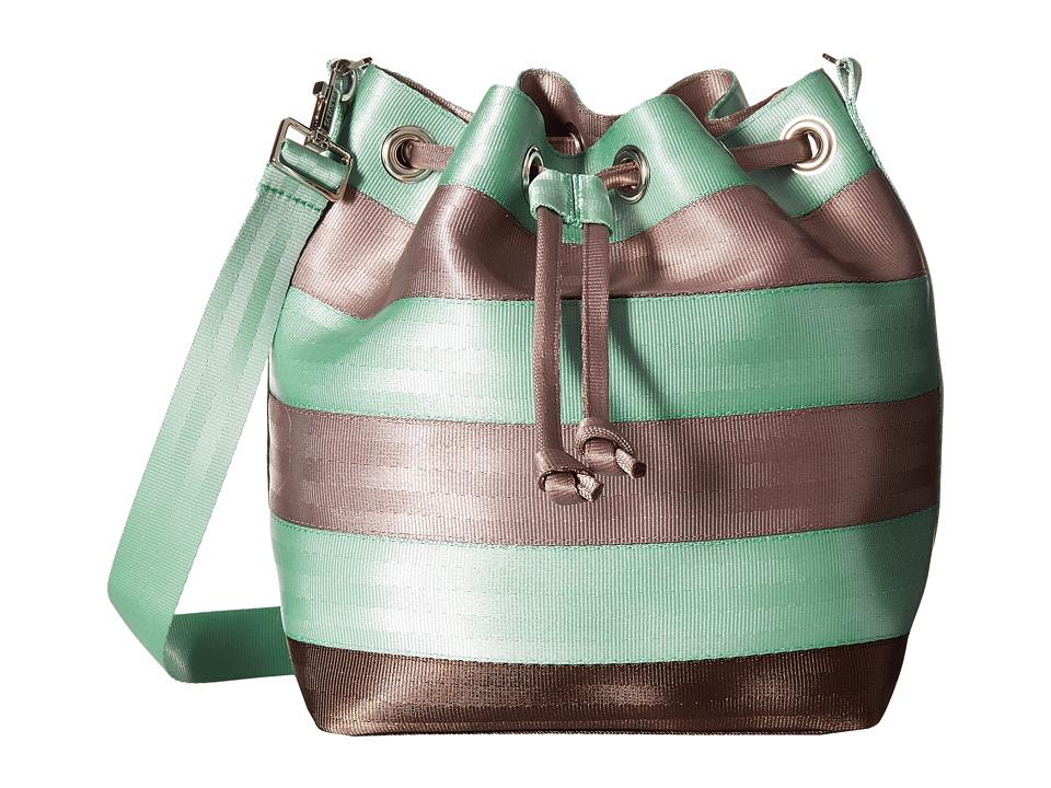Harveys Seatbelt Bag Park Hopper Mint Handbags