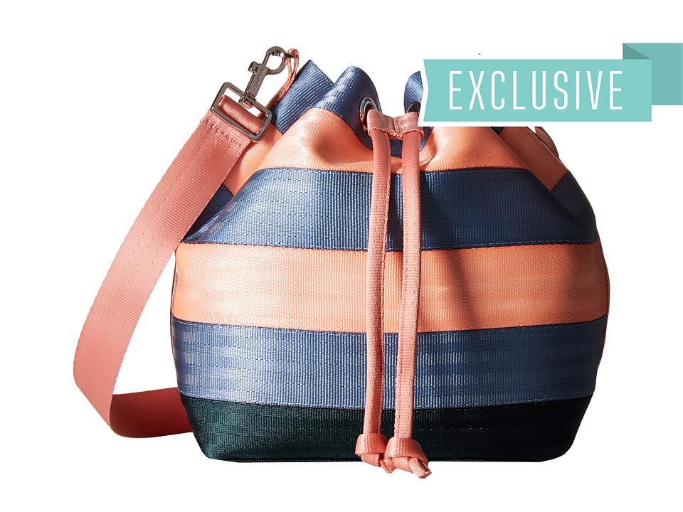 Harveys Seatbelt Bag Park Hopper Light Blue Handbags