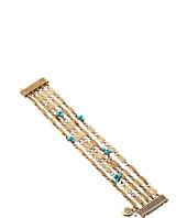 Betsey Johnson - Turquoise Magnetic Bracelet