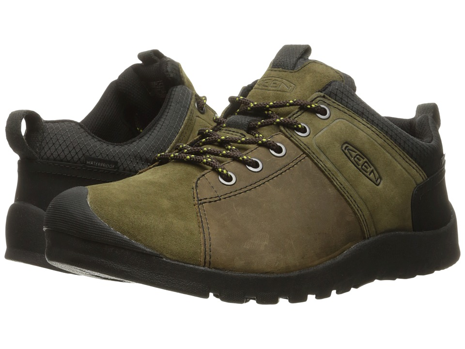 Keen Citizen Keen Low Waterproof (Caper/Nugget) Men