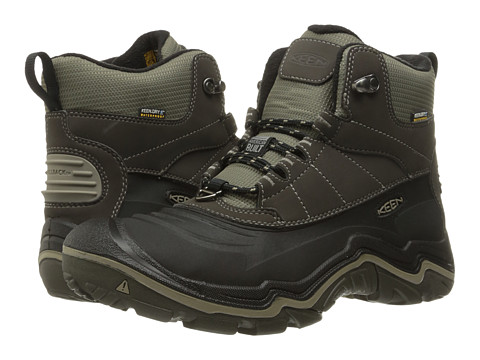 Keen Durand Polar Shell - Black Olive/Brindle