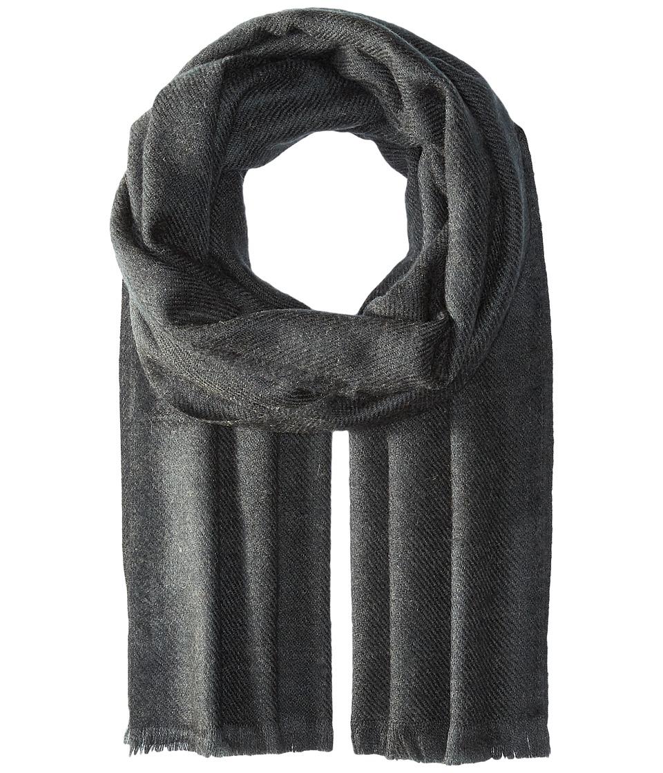 Pistil - Dane Scarf (Charcoal) Scarves