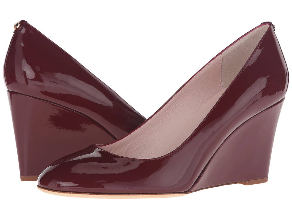 Kate Spade New York - Amory (Red Chestnut Patent) Women