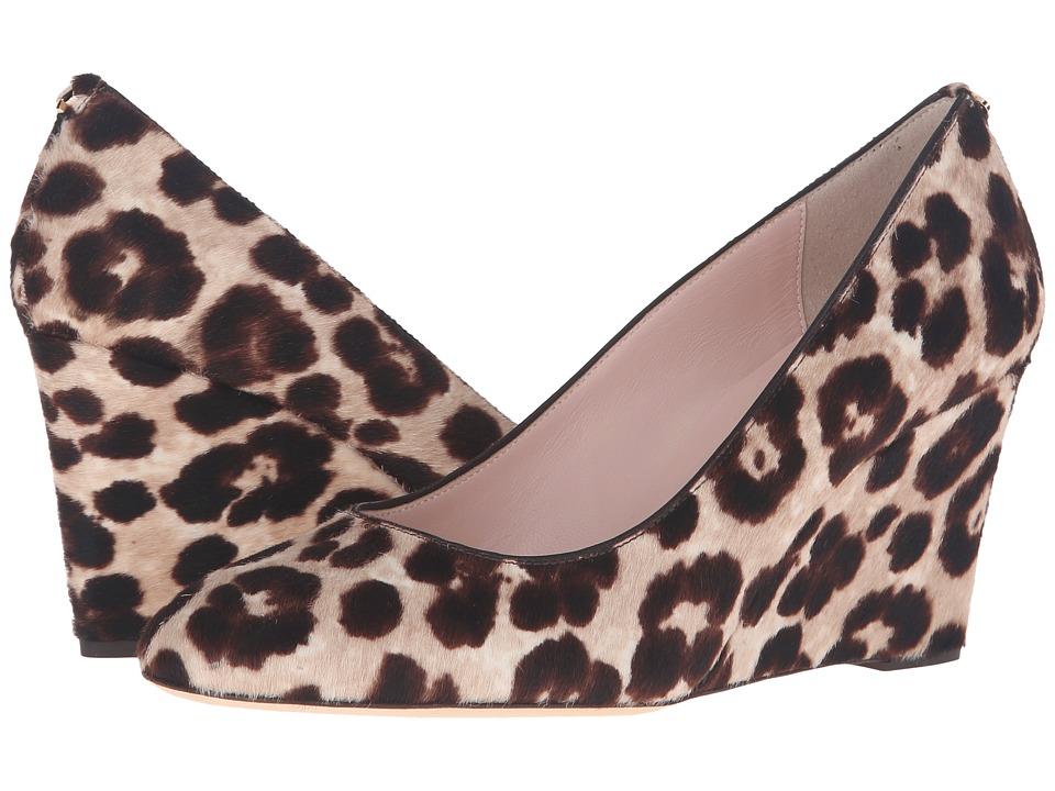 Kate Spade New York - Amory (Blush/Brown Leopard Haircalf Print) Women
