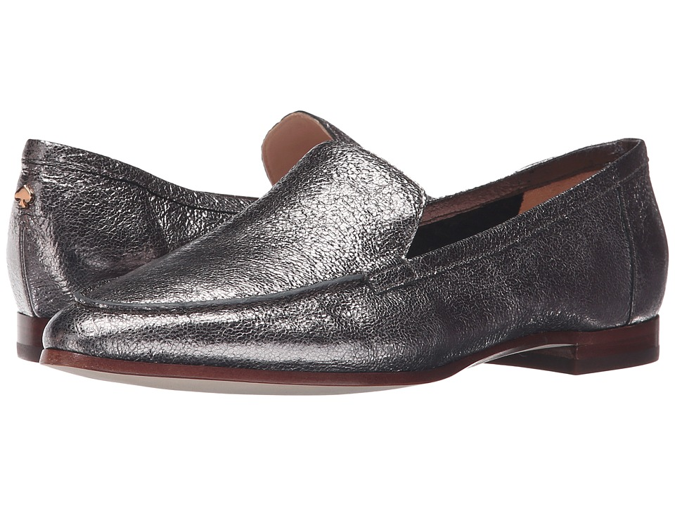 Kate Spade New York - Carima (Anthracite Crackled Metallic Nappa) Women