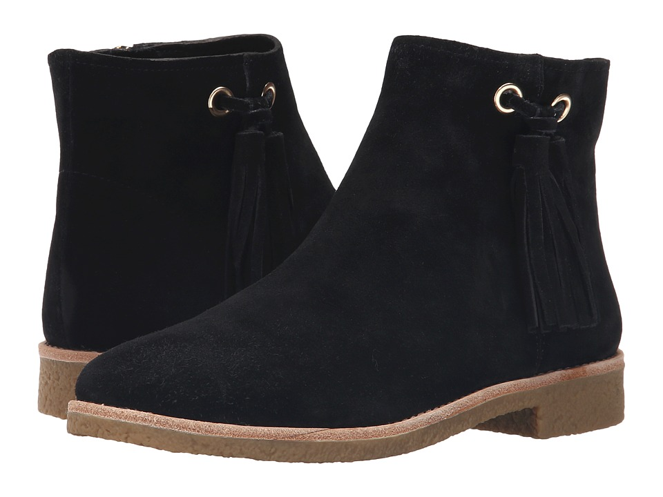 Kate Spade New York - Bellamy (Black Sport Suede) Women