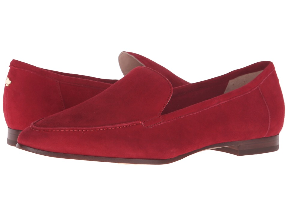 Kate Spade New York - Carima (Red Chestnut Kid Suede) Women