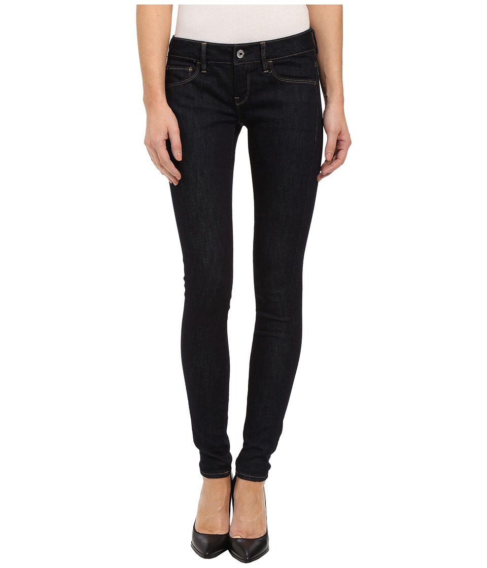 G Star 3301 Deconstructed Low Super Skinny Jeans in Visor Stretch Denim Raw Visor Stretch Denim Raw Womens Jeans